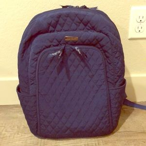 DISCONTINUED Vera Bradley Quilted Backpack